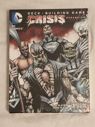 DC Deck-building Crisis 2 expansión