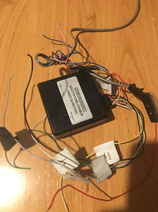 Interfaz adaptador video en movimiento