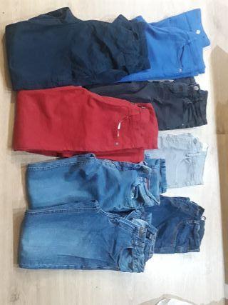 Se venden packs de ropa niño 12 años