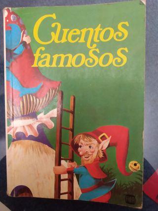 Libro infantil cuentos famosos
