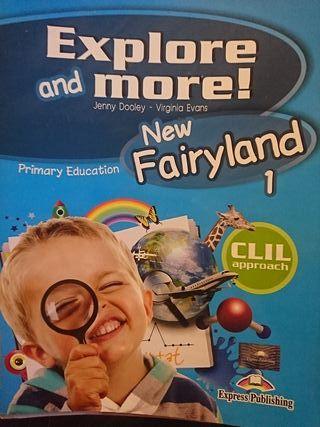 libro de inglés primero de primaria