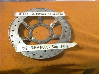 Disco de freno de Benelli 500