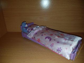 Cama de juguete