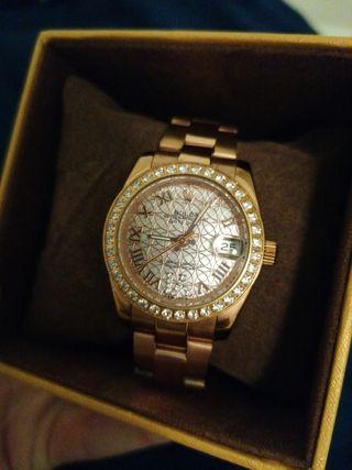 Rolex rosa piedra