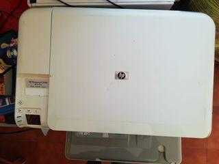 impresora HP SCANER