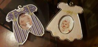 marcos de fotos niño y niña imantados
