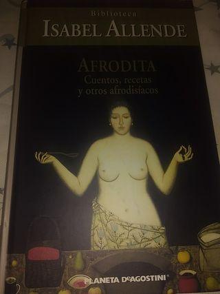 Isabel Allende, Afrodita