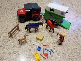 Playmobil Jeep