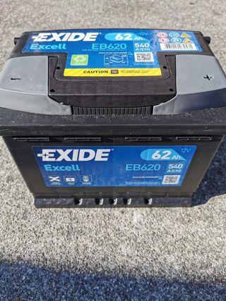 Vendo bateria EXIDE NUEVA EB620