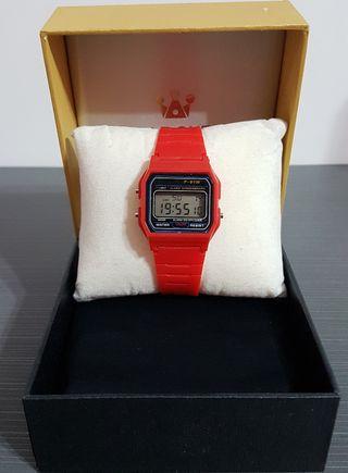 Reloj Digital Rojo NUEVO