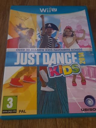 Just Dance Wii £3 and Wii U£4 each or £10 for all