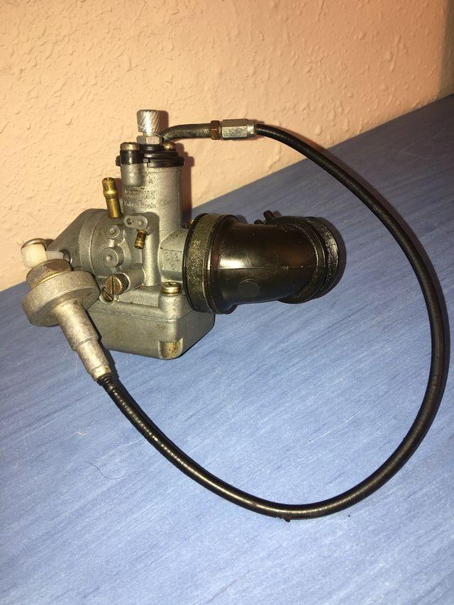 Carburador amal 19