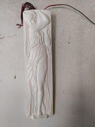 esculturas de escayola