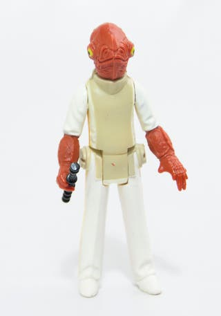 Kenner Star Wars Vintage Admiral Ackbar