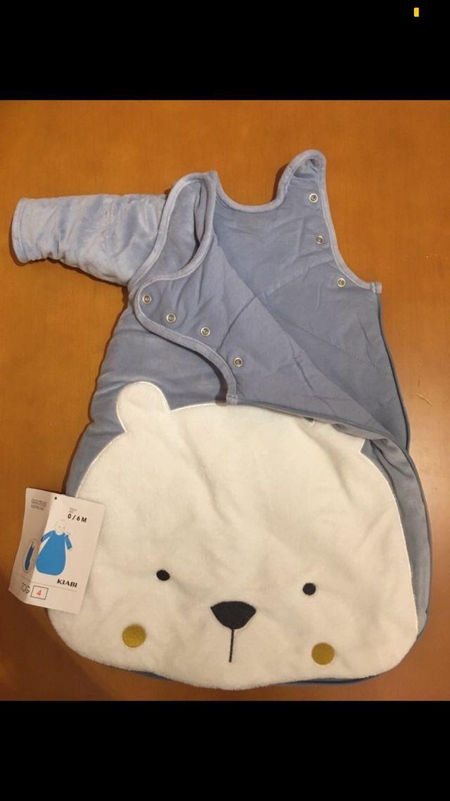 Saco bebé 0- 6 meses