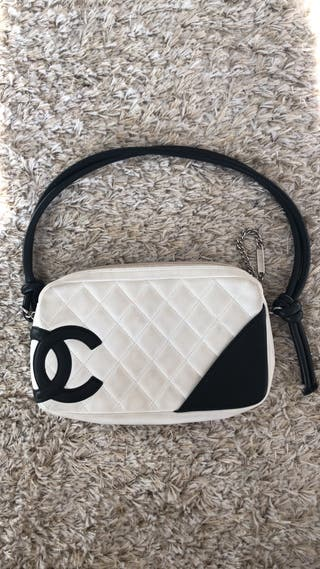 Authentic Chanel Cambon bag