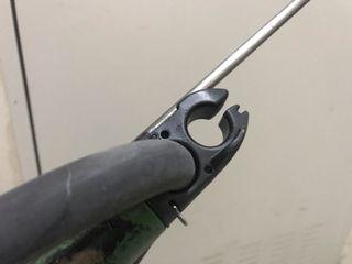 Fusil pescasub Omer Cayman Hf 100 y 90 (Perfecto)