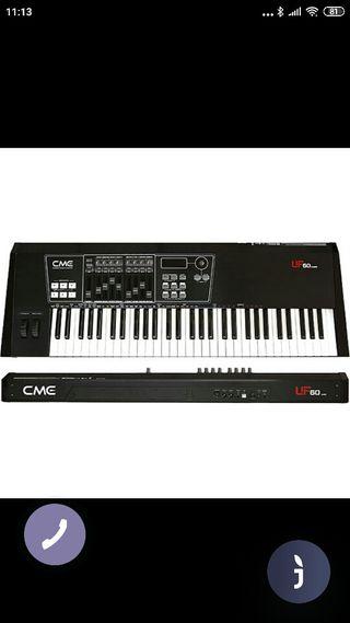 Teclado Controlador MIDI, profesional