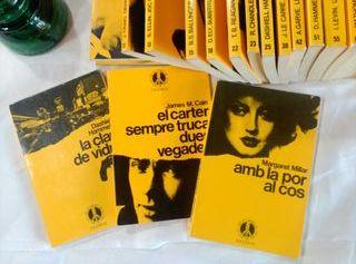 llibre La cua de palla / policiac