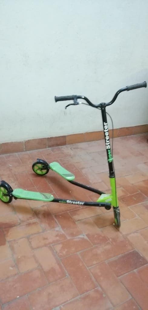 Patinete streeter doble