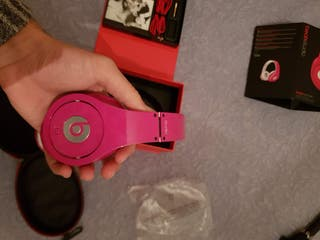 Cascos BeatsStudio by Dr Dre Originales