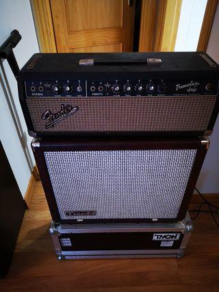 Fender Tremolux Blackface 60's