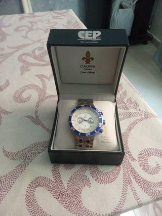 Reloj de pulsera CAUNY edición limitada