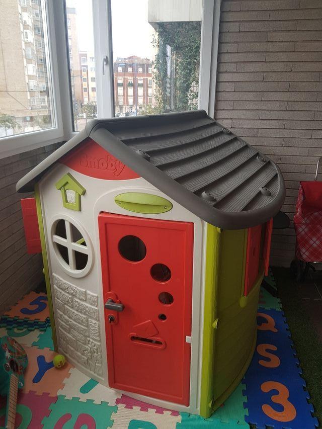casita juguete Smoby