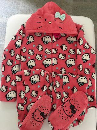 Pijama Mono HELLO KITTY NUEVO talla 1,52 cm