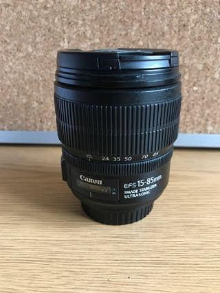 Canon 15-85 mm IS