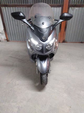SYM GTS 125 (2012)