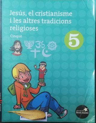libros 5 primaria maristes sants les Corts