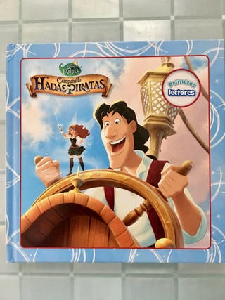 Cuento Campanilla Hadas Piratas. Disney