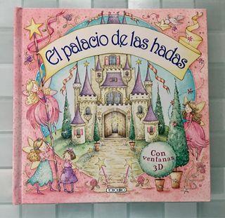 """Cuento infantil """"El Palacio de las Hadas"""""""