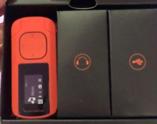 Energy sistem MP3 clip NUEVO