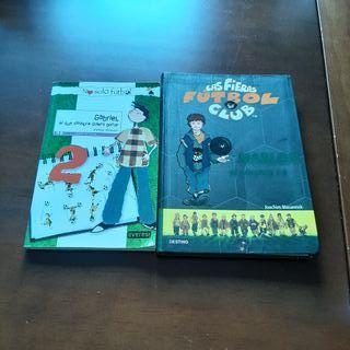 libros de fútbol infantil