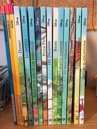 Colección Disney cuentos infantiles