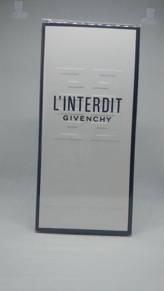Loción corporal Givenchy L'interdit