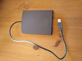 Floppy USB disquetera