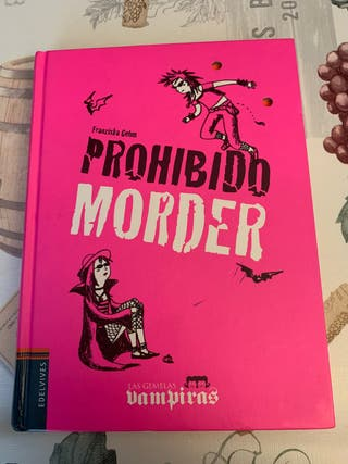 Prohibido morder