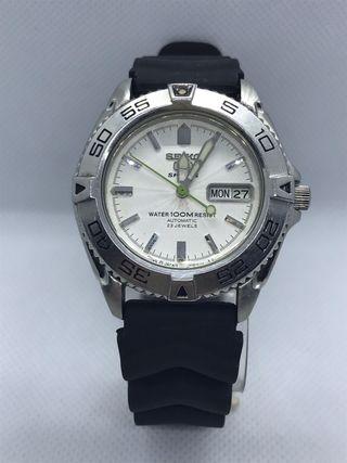 Seiko vintage 7s36 00Y0 blanco