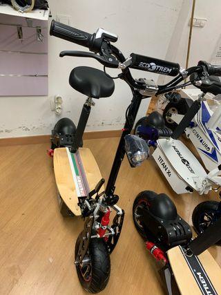 Se vende patinete eléctrico 2000w sparrow nuevo!