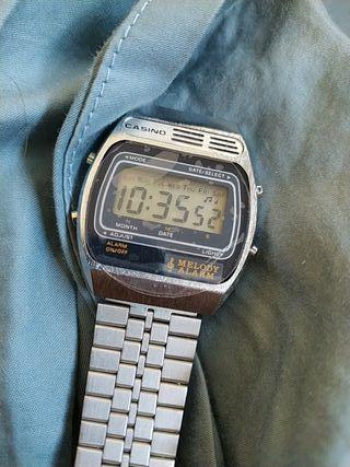 reloj digital LCD Casino procedente de stock