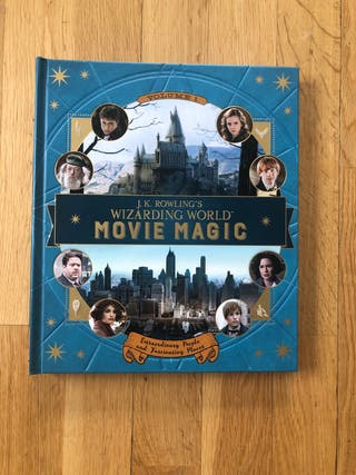 J.K. Rowling's wizarding world. Harry Potter