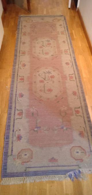 Alfombra kilim pasillo