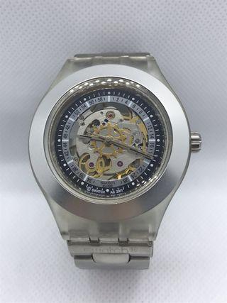 Swatch irony diaphane automatic