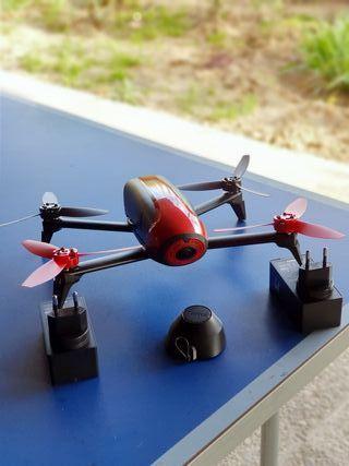 Dron Parrot Bebop 2 - ¡Aprox. 1h de vuelo!