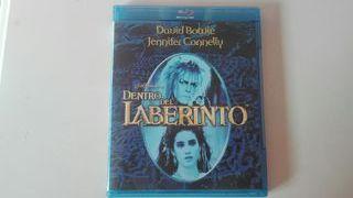 Blu-ray, Dentro del Laberinto
