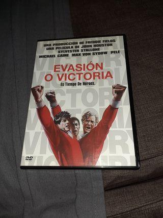 dvd.Evasion o victoria