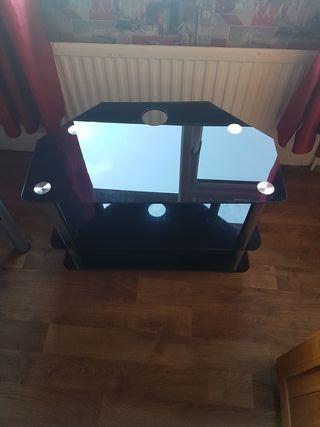 Black 3 peice stand